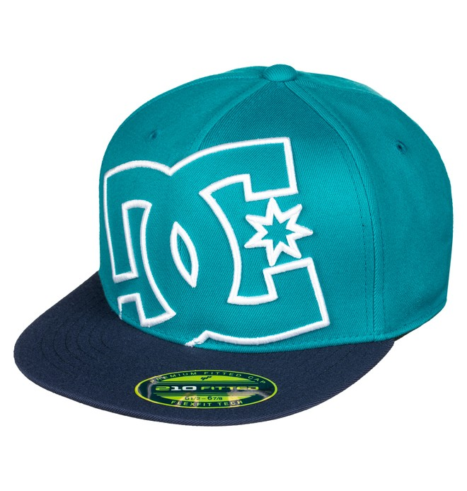 0 Boy's Ya Heard 2s Hat Blue 75300013 DC Shoes