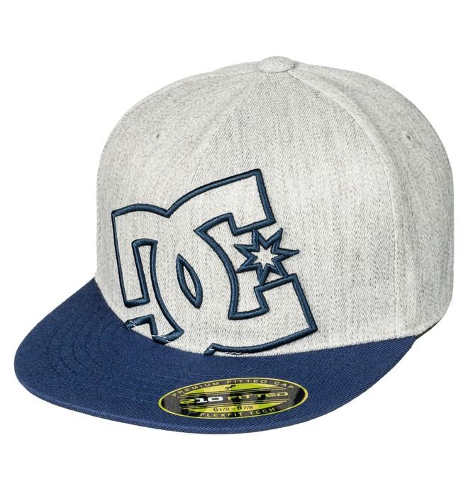 0 Boy's Ya Heard 2s Hat Blue 75300013 DC Shoes
