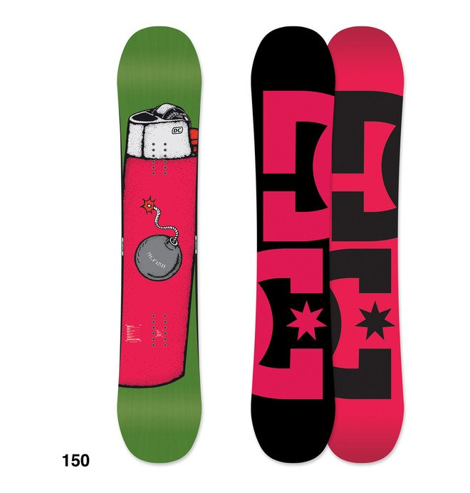 0 Men's MLF Snowboard  990162P DC Shoes