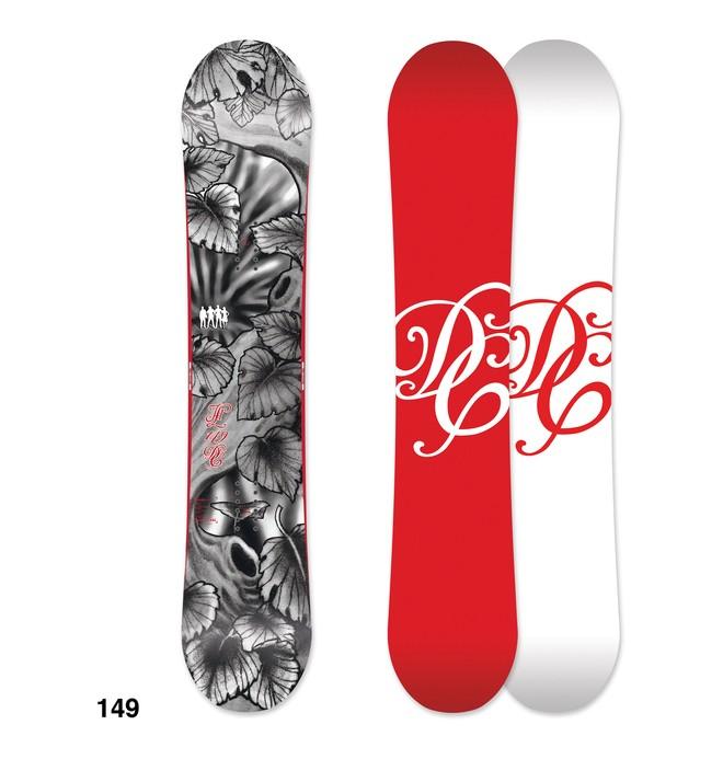 0 Men's Lauri Pro Snowboard  990164P DC Shoes