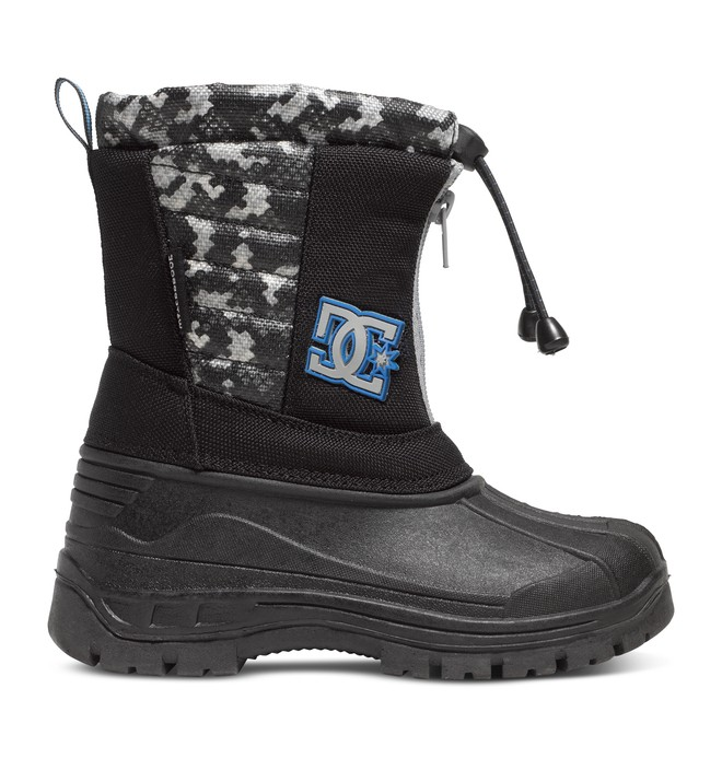 0 Squamish - Stiefel  ADBB100001 DC Shoes