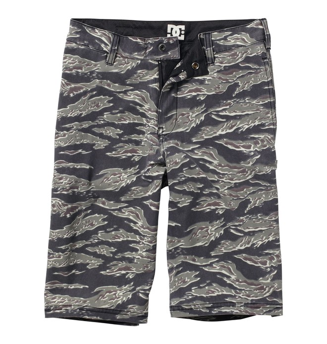 0 Boy's Deacon Hybrid Shorts  ADBBS00006 DC Shoes