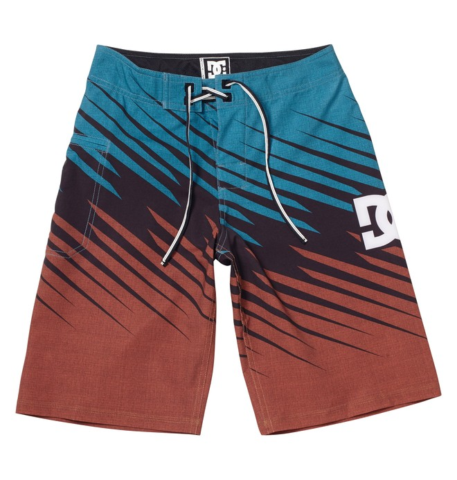 0 Boy's Predator Boardshorts Blue ADBBS00038 DC Shoes