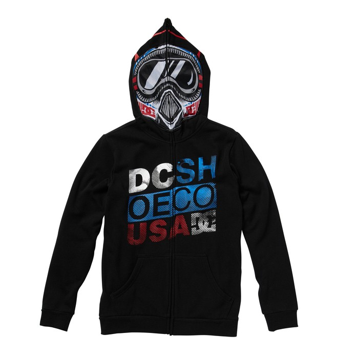 0 Boy's Moto Fleece  ADBFT00076 DC Shoes