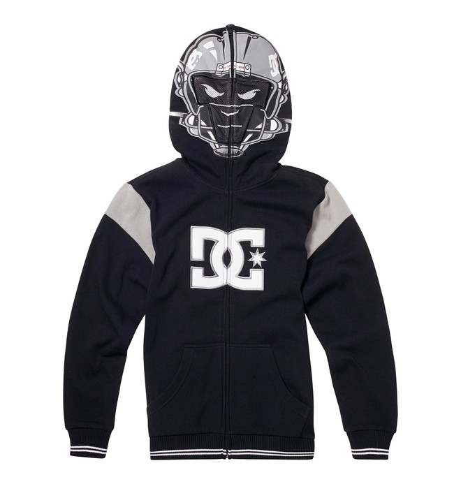 0 Boy's Touchdown Sweatshirt  ADBFT00096 DC Shoes