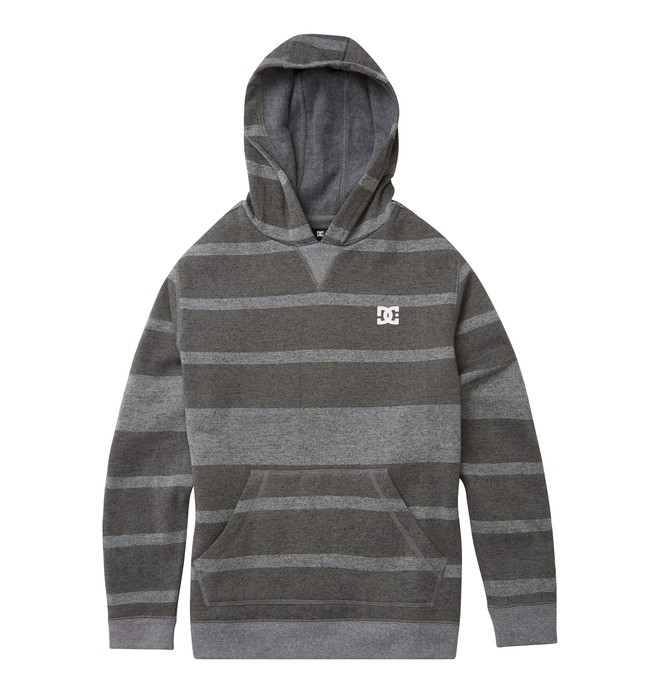 0 boy's Rebel Stripe Sweatshirt  ADBFT00122 DC Shoes