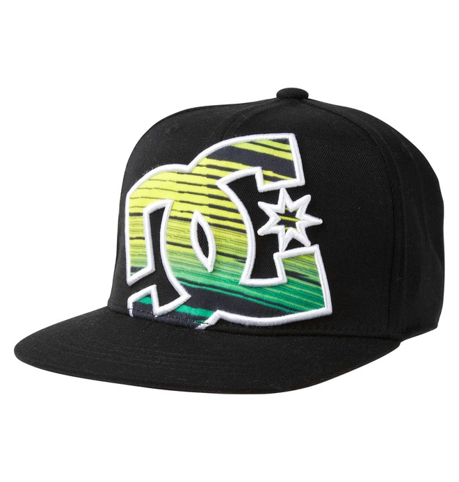 0 Boy's Pit Stop Hat  ADBHA00003 DC Shoes