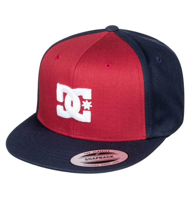 snappy casquette snapback 3613372979330 dc shoes. Black Bedroom Furniture Sets. Home Design Ideas