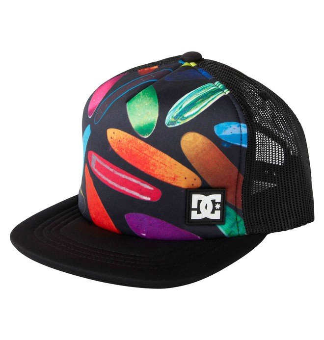 0 Boy's Sayulita Hat  ADBHA00009 DC Shoes