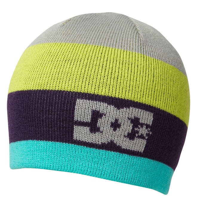 0 Boy's Anthony Reversible Beanie  ADBHA00022 DC Shoes