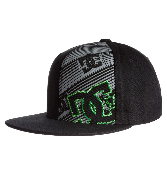 0 Boy's Brappenheim Hat  ADBHA00026 DC Shoes