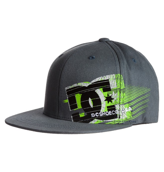 0 Boy's Exhaust Hat  ADBHA00027 DC Shoes