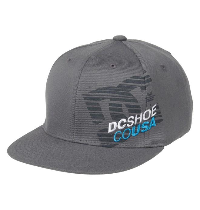 0 Boy's Brosseff Hat  ADBHA00036 DC Shoes