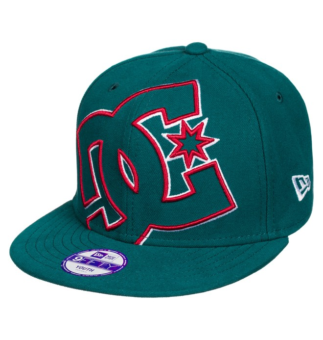0 Double Up - Casquette snapback  ADBHA03010 DC Shoes