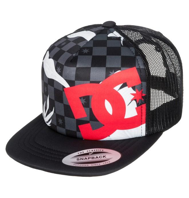 0 Boy's Lanai Hat Hat  ADBHA03011 DC Shoes