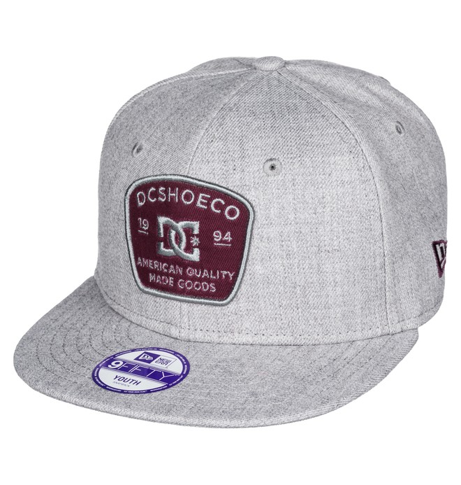 0 Boy's Flowker Trucker Hat  ADBHA03021 DC Shoes