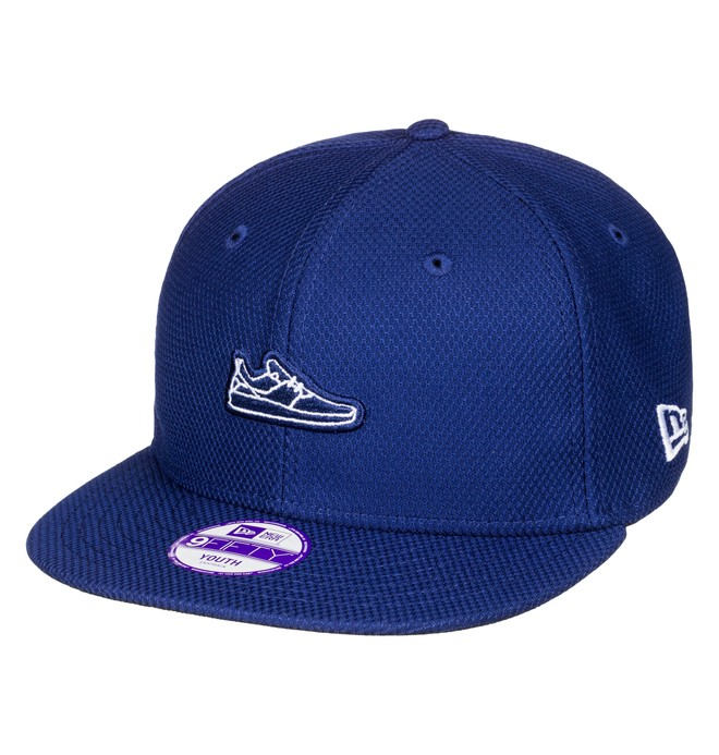 0 Shoey - Casquette snapback  ADBHA03049 DC Shoes