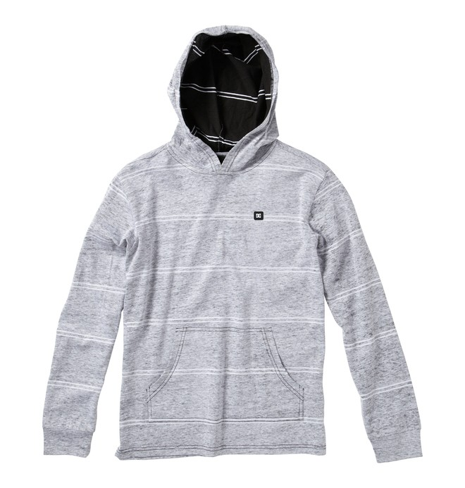 0 Boy's Hawkland Pullover Hoodie  ADBKT00054 DC Shoes