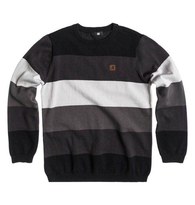 0 Boy's Bob Sweater Black ADBKT00062 DC Shoes