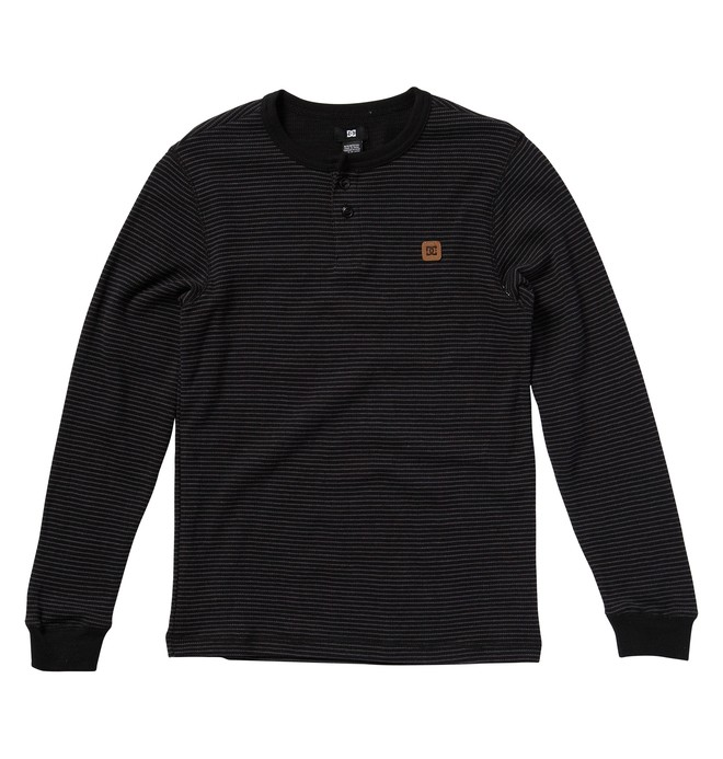 0 Boy's Stonecold Thermal  Knit  ADBKT00093 DC Shoes