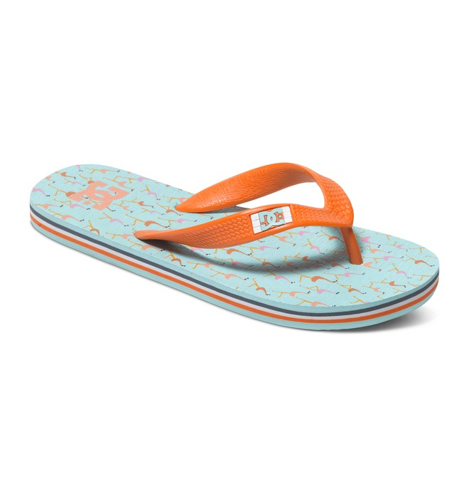 0 Spray Graffik - Flip-Flops  ADBL100008 DC Shoes