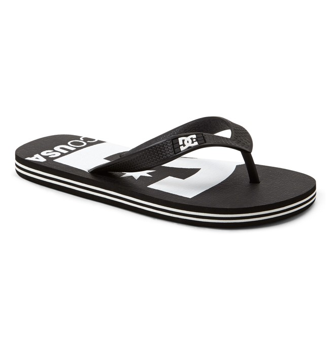 0 Spray Logo - Flip-flops  ADBL100017 DC Shoes