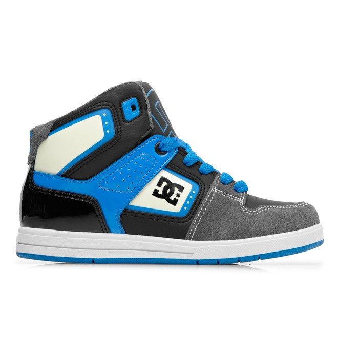 0 Toddlers Destroyer High SE ER Shoes  ADBS100023 DC Shoes