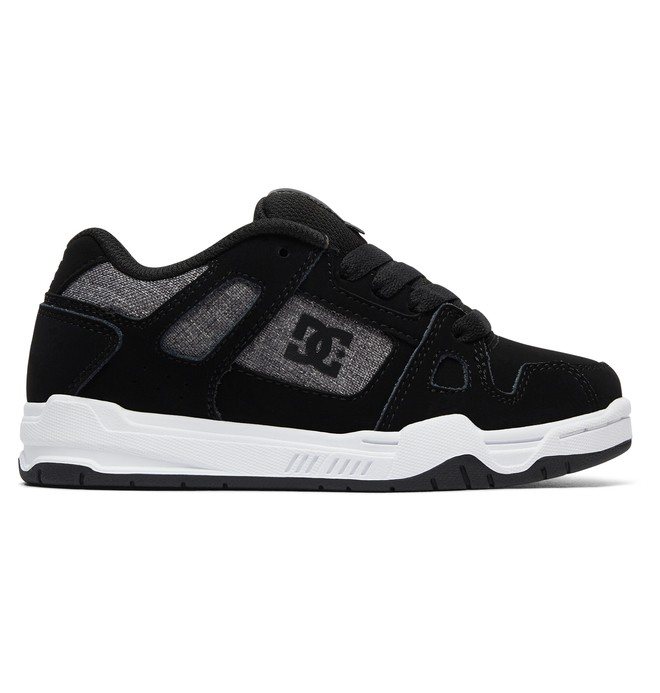 0 Stag - Shoes Black ADBS100024 DC Shoes