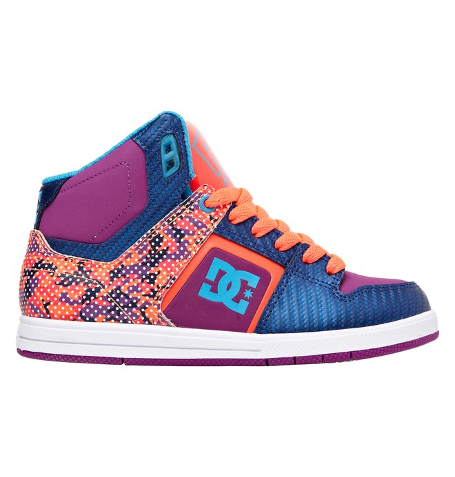 0 DEVASTATOR HIGH SE Blue ADBS100044 DC Shoes