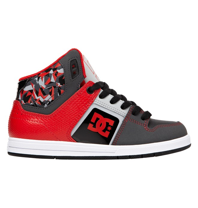 0 DEVASTATOR HIGH SE Red ADBS100044 DC Shoes