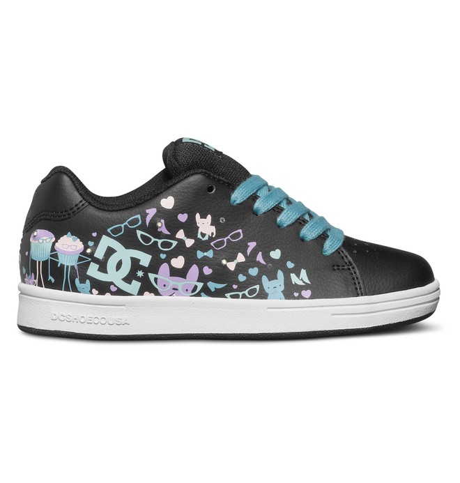 0 Kids 8-16 Phos Shoes  ADBS100062 DC Shoes