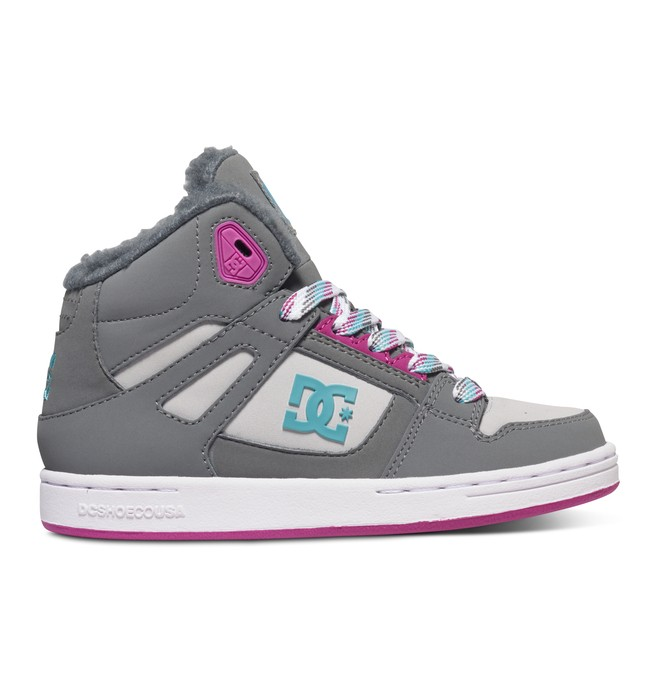0 ReboundWNT - Chaussures hautes d'hiver  ADBS100075 DC Shoes