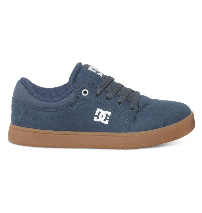 0 Kid's 4-7 Crisis TX Low Top Shoes  ADBS100089 DC Shoes