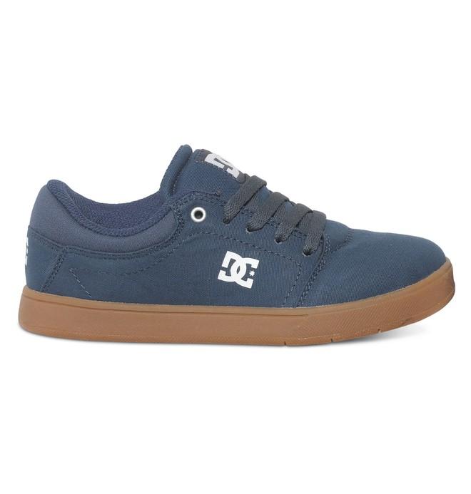 0 Boy's 8-16 Crisis TX Low Top Shoes  ADBS100090 DC Shoes