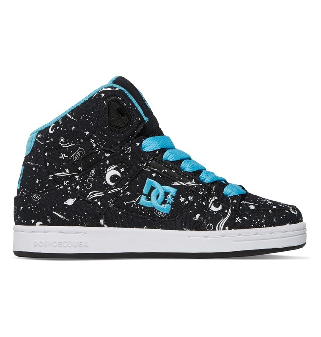 0 Kid's Rebound SP Shoes  ADBS100099 DC Shoes