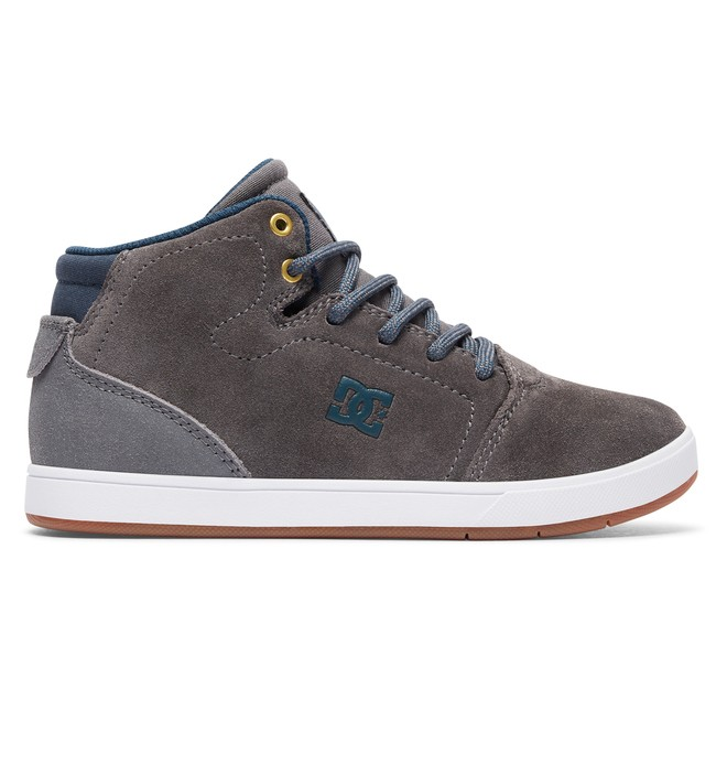 0 Crisis High - High-Top Shoes Grey ADBS100111 DC Shoes