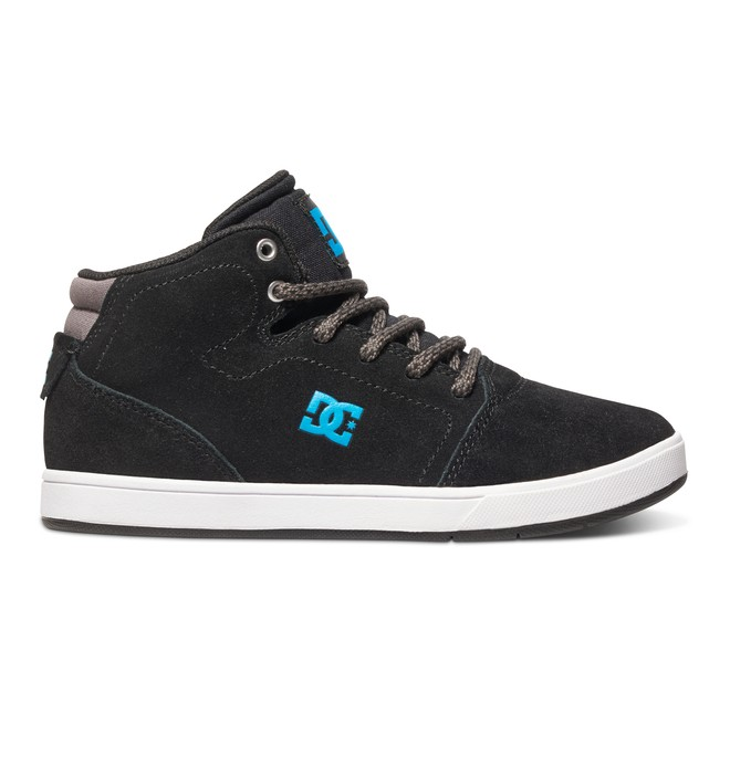 0 Crisis - High-Top Shoes Black ADBS100111 DC Shoes