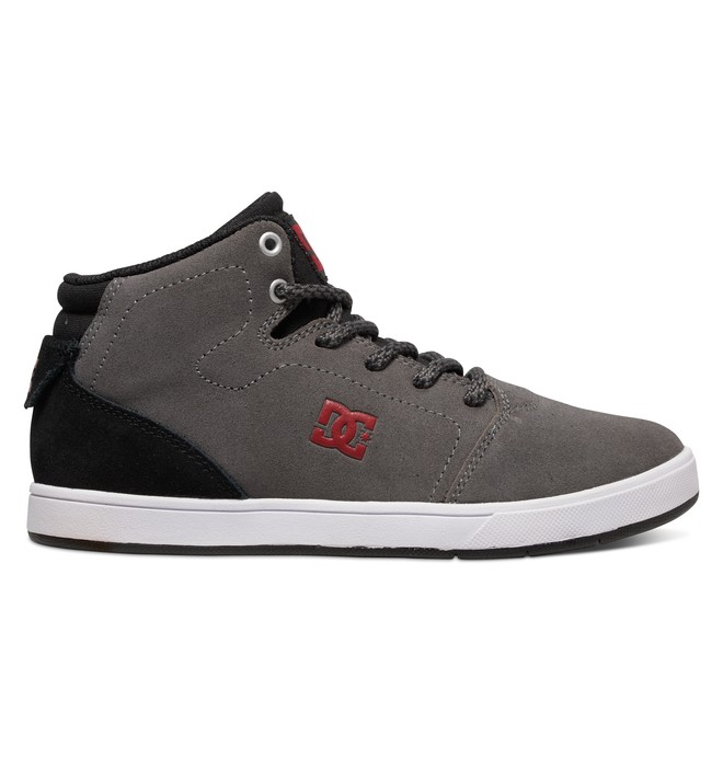 0 Crisis - High-Top Shoes Grey ADBS100111 DC Shoes