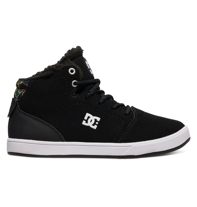 0 Crisis WNT - High-Top Shoes Black ADBS100115 DC Shoes