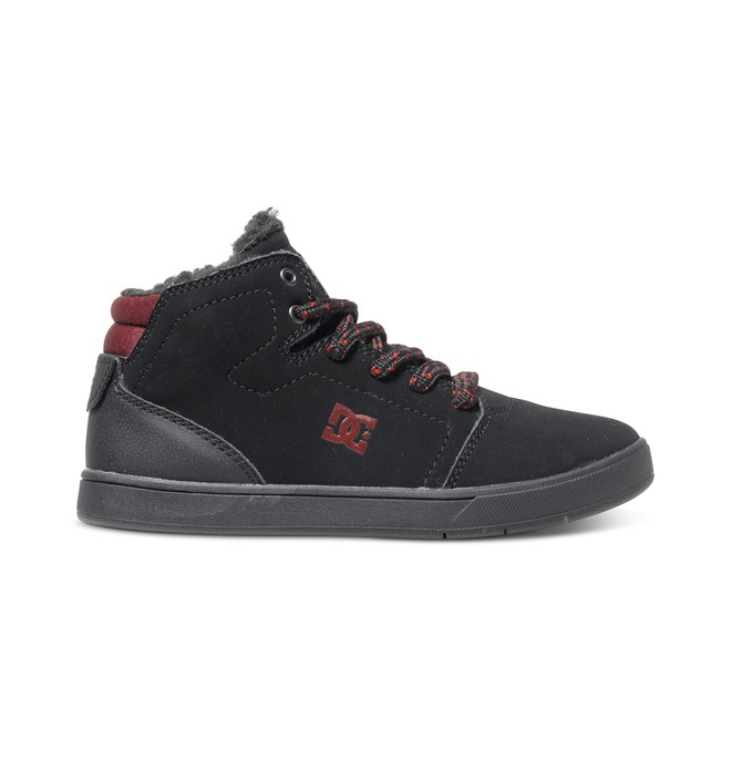 0 Kid's 4-7 Crisis WNT High-Top Shoes  ADBS100115 DC Shoes
