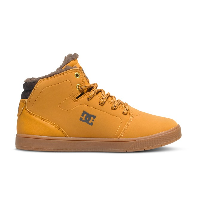 0 Crisis WNT  - Chaussures montantes Blanc ADBS100115 DC Shoes