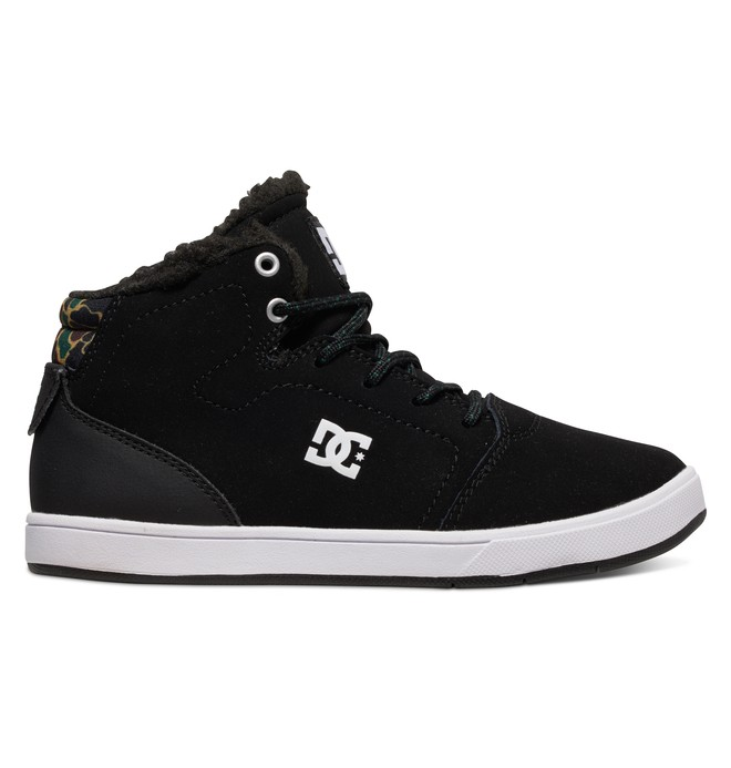 0 Crisis WNT - High-Top Shoes Black ADBS100116 DC Shoes