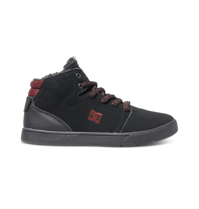 0 Boy's 8-16 Crisis WNT High-Top Shoes  ADBS100116 DC Shoes