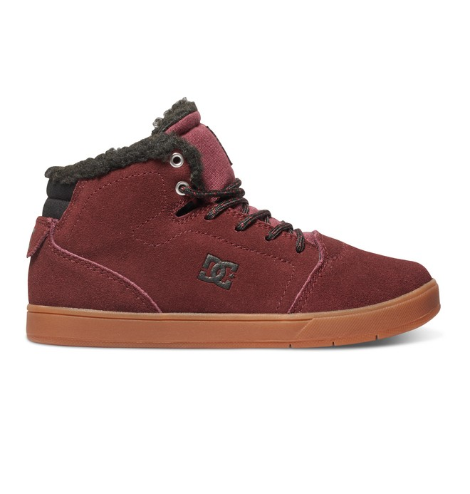0 Crisis WNT - High-Top Shoes Red ADBS100116 DC Shoes