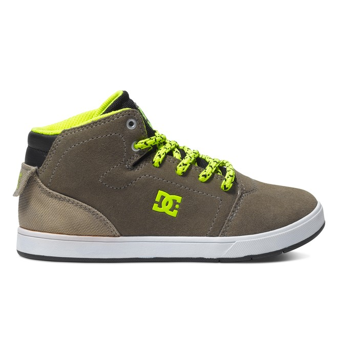 0 Crisis - High-Tops  ADBS100117 DC Shoes