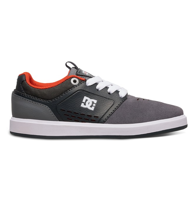 0 Cole Signature - Low-Top Shoes Grey ADBS100131 DC Shoes