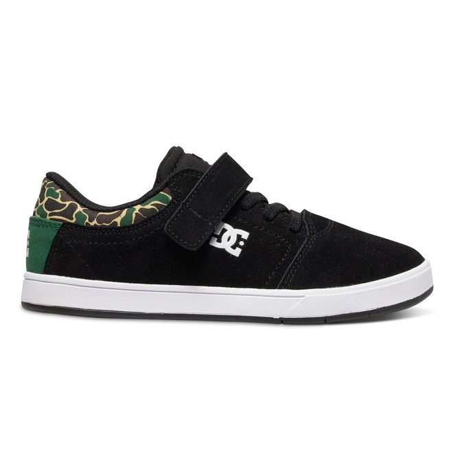 0 Crisis EV - Low Top Shoes Black ADBS100151 DC Shoes
