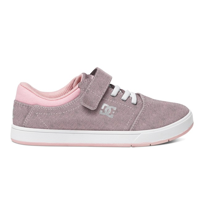0 Crisis EV TX SE - Low-Top Shoes Pink ADBS100160 DC Shoes