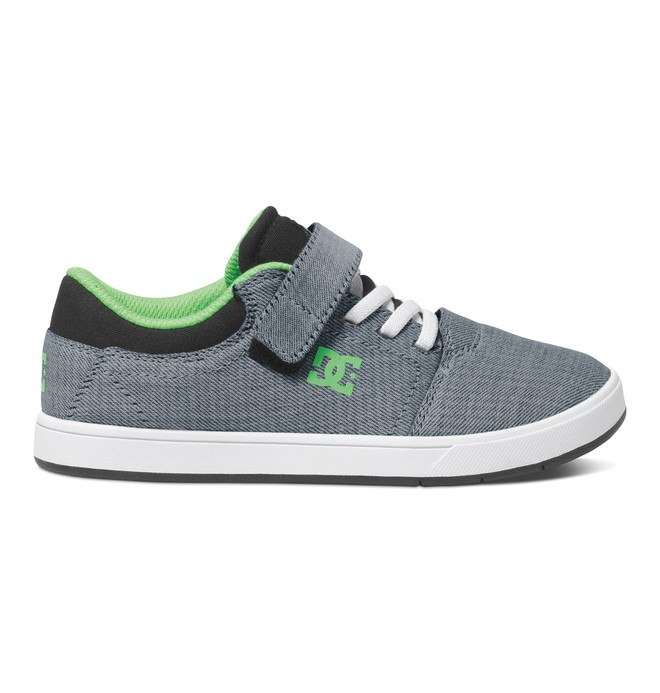 0 Crisis Ev TX SE - Low-Top Shoes Grey ADBS100161 DC Shoes