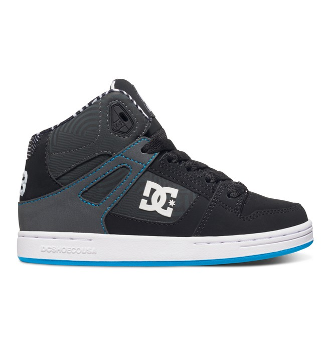 0 Rebound KB - Hi Tops  ADBS100181 DC Shoes